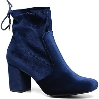 I Love Shoes - Damen - THRESSY - Stiefeletten & Boots - blau piGf2