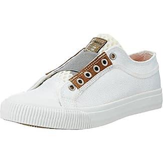 ICEPEAK Frank, Zapatillas Para Hombre, Blanco (Optic White), 44 EU
