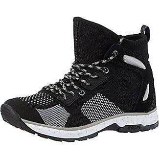 Wiwa, Zapatillas de Marcha Nórdica para Mujer, Negro (Black), 38 EU Icepeak