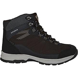 IcepeakWulstan - Zapatillas Hombre, Color Negro, Talla 44 EU Icepeak