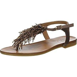 Inuovo 6039 - Chaussures Femme, Argent - Argent (argent-blanc-argent), Eu 42