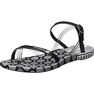 Ipanema Fashion Sand. III Fem, Damen Zehentrenner, Mehrfarbig (White Silver 8436), 38 EU