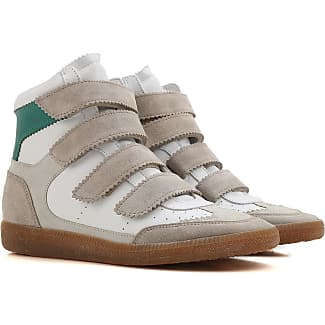Sneakers for Women On Sale, White, Leather, 2017, 3.5 4.5 7.5 8.5 Isabel Marant