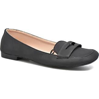 Chaussures Isotoner Ballet Maison Éponge Pop-corn Femmes - Blanc - Petite oW45eO