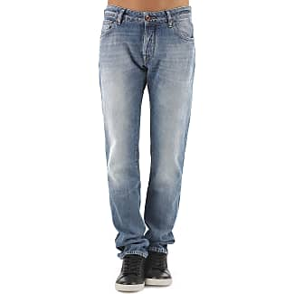 Jeans On Sale, Denim Light Grey, Cotton, 2017, US 30 - EU 46 US 31 - EU 47 US 33 - EU 49 US 34 - EU 50 Jacob Cohen