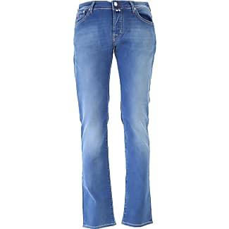 Pantalons Pour Les Femmes En Vente, Bleu Marine, Lyocell, 2017, 25 26 28 30 31 32 Jacob Cohen