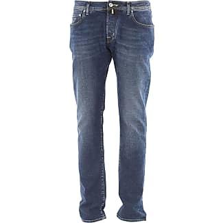 Jeans On Sale in Outlet, Washed Black, Cotton, 2017, US 34 - EU 50 US 40 - EU 56 Jacob Cohen