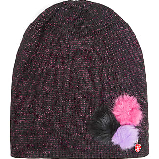 Hat for Women On Sale, Anthracite, merino wool, 2017, Universal size Ralph Lauren