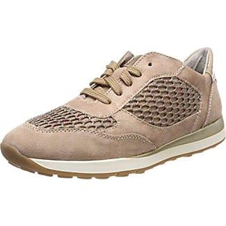 Jana 26205, Zapatillas Altas para Mujer, Beige (Taupe Comb), 37 EU