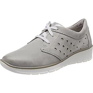 23708, Zapatillas para Mujer, Gris (Lt. Grey), 39 EU Jana
