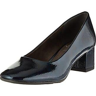 Jana 22302, Zapatos de Tacón para Mujer, Negro (Black 001), 40 EU