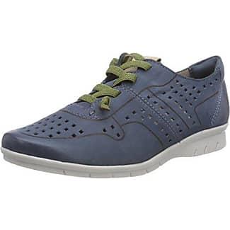 23600, Zapatillas para Mujer, Azul (Jeans), 37 EU Jana