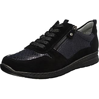 Jenny Seattle Chaussures Femme, Noir - Noir (schwarz, Pistolet 05), 38,5 Eu (5,5 Uk)