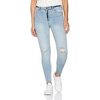 Jennyfer Jean Bleu, Vaqueros Skinny para Mujer, Azul (Ciel 16), 36 (Talla del Fabricante: 36)