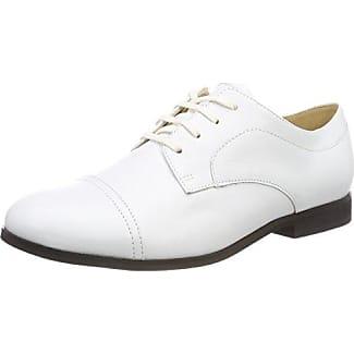 Gabor Shoes Comfort Sport, Derby Para Mujer, Gris (Anthr/Schwkss/c), 35.5 EU