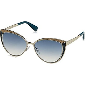 Womens Ora/S U3 Sunglasses, Gdmultic Mtl, 51 Jimmy Choo London