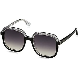 Womens Fabry/S U3 Sunglasses, Gry Glttrmud, 53 Jimmy Choo London