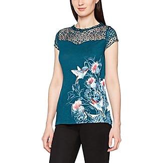 Joe Browns Bicycle Top, Camiseta para Mujer, Multicolor (Cream Multi a), 46