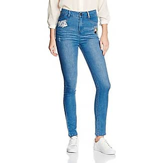 Joe Browns Rock and Roll Jeans, Vaqueros Skinny para Mujer, Negro (a-Black), W33/L34