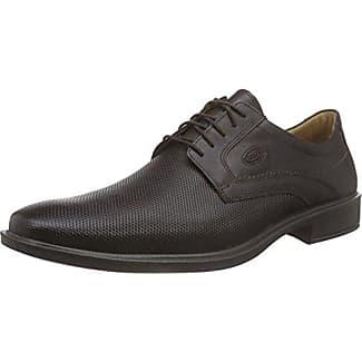 Zapatos Oxford de Cuero Hombre, Color Azul, Talla 44 EU Jomos
