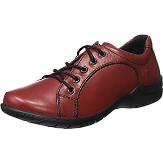 Josef Seibel Fallon - Chaussures En Cuir Avec Femme Lacets, Marron, Taille 37