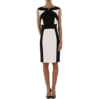 Dress for Women, Evening Cocktail Party On Sale, Black, polyester, 2017, 10 12 14 16 Joseph Ribkoff