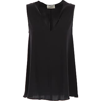 Top for Women On Sale, Black, Viscose, 2017, 10 12 8 Jucca