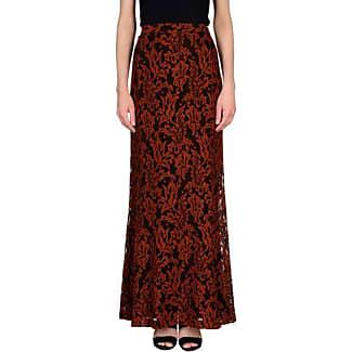 Just Cavalli Woman Metallic-trimmed Tiered Georgette Maxi Skirt Black Size 42 Just Cavalli 5I2xx