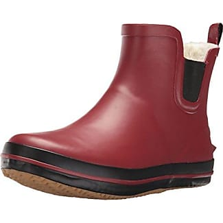 Kamik SHELLYLO Zapatillas de Estar por casa Mujer, Rojo (Red-Red), 41 EU (10 US)