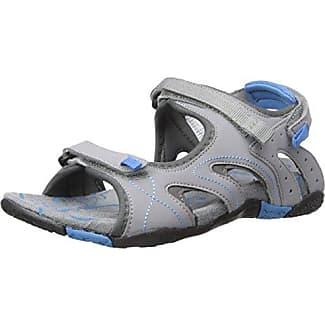 Kamik Playa Sandals Women Light Grey US 5 9F4m4Dmle