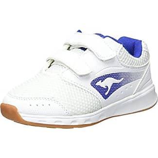 Zapatos grises Kangaroos infantiles agkf3
