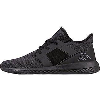 Amora, Sneakers Basses Mixte Adulte, Noir (1111 Black), 42 EUKappa