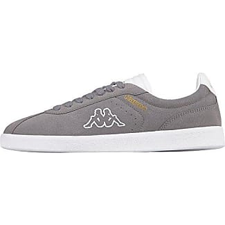 Stay, Baskets Mixte Adulte, Grau (1633 Grey/Lime), 38 EUKappa
