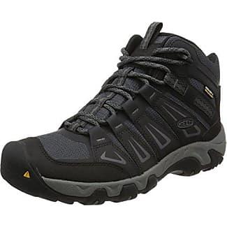 Hommes Désireux Targhee Ii Trekking Mi Wp & Chaussures De Randonnée - Gris - 44,5 Eu