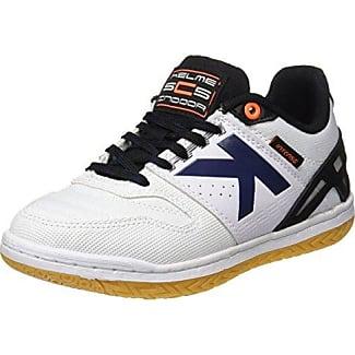 Kelme Unisex-Erwachsene 16980 Sneaker, Schwarz (Black), 43 EU