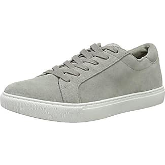 Kenneth Cole Kale, Sneakers Hautes Femme, Gris (Cement 028), 38 EU