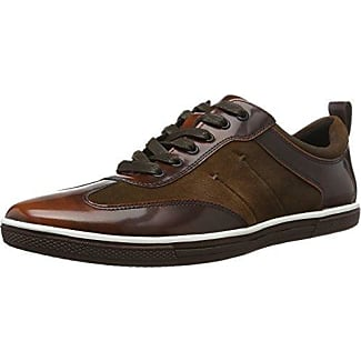 Kenneth Cole Prem-IUM, Zapatillas para Hombre, Marrón (Brown Combo 215), 46 EU