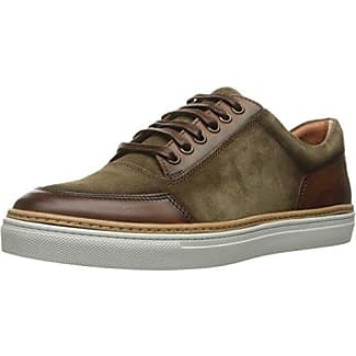 Kenneth Cole Herren Initial Step Sneaker, Braun (Brown Combo 215), 40 EU