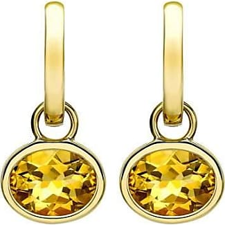 Kiki Mcdonough 18k Gold Eternal Citrine Drop Earrings GI3IWGBzLk