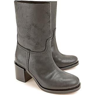 Boots for Women, Booties On Sale, Black, Leather, 2017, 2.5 3.5 6 L'autre Chose