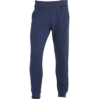 le coq sportif INSPI FOOTBALL - Pantalón de deporte - dress blues/new optical white XTrFl
