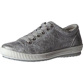 Tanaro Zapatillas Mujer, Plata (Cristal), 43 EU (9 UK) Legero
