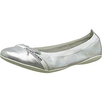 Les PTites Bombes Anais, Zapatillas para Mujer, Blanco (Blanc), 38 EU Les P'tites Bombes