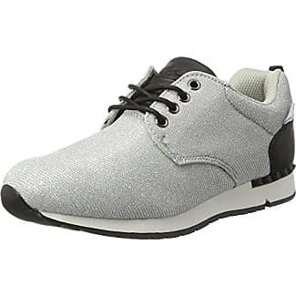 Lico Brilliant, Zapatillas para Mujer, Negro (Schwarz), 38 EU