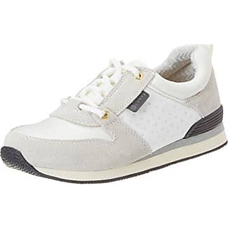 ICEPEAK Janna, Zapatillas para Mujer, Blanco (Optic White), 38 EU
