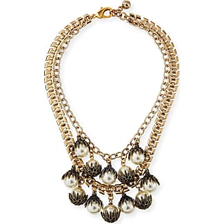 Lulu Frost Rumba Sequined Statement Necklace WO9WHwB