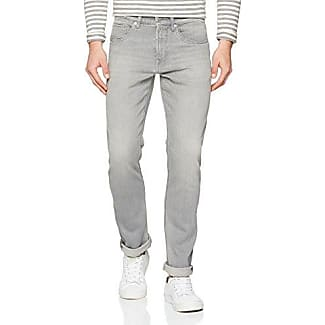 Arne Pipe, Pantalones para Hombre, Grau (Fels 052), W40/L32 MAC