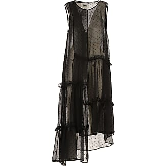 Dress for Women, Evening Cocktail Party On Sale, Black, polyester, 2017, 12 Maison Martin Margiela