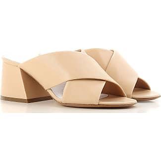 Sandals for Women On Sale, Black, Leather, 2017, 3.5 4 4.5 5.5 6 7.5 Maison Martin Margiela