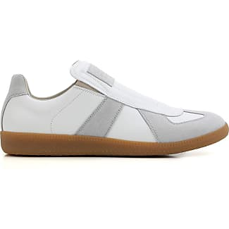 Sneakers for Men On Sale in Outlet, White, Leather, 2017, 6.75 Maison Martin Margiela